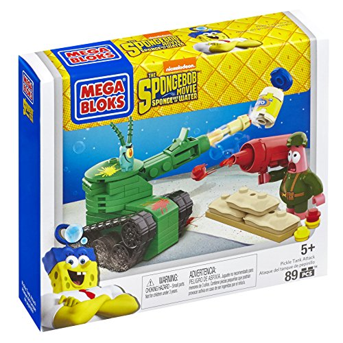 Bob Esponja Tanque de Plankton (Mattel CND24)