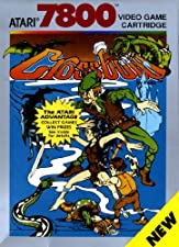 Crossbow (Atari 7800) Video Game Cartridge
