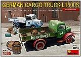 MiniArt 38014 Modellbausatz German Cargo Truck L1500S Type