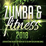 Zumba and amp; Fitness 2018 - Latin Hits And Reggaeton From 100 To 128 BPM For...
