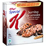 Special K Barrita de Cereales con Chocolate - Pack de 6 x 21,5 g - Total: 129 g