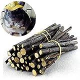 1 Sac Branches d'arbres Pomme Mâcher Bâtons pour Petits Animaux Lapin Hamster