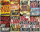 Jeff Lindsay Novel Dexter Series Collection 8 Books Set Dexter Is Dead, Final Cut, Double Dexter, Dexter is Delicious, Dexter by Design, Dexter in the dark, Dearly devoted Dexter, Darkly Dreaming Dexter