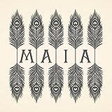 Songtexte von Maia - Wild Waters