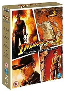 Indiana Jones - The Ultimate Collection [DVD] (B001EI9YJK) | Amazon price tracker / tracking, Amazon price history charts, Amazon price watches, Amazon price drop alerts