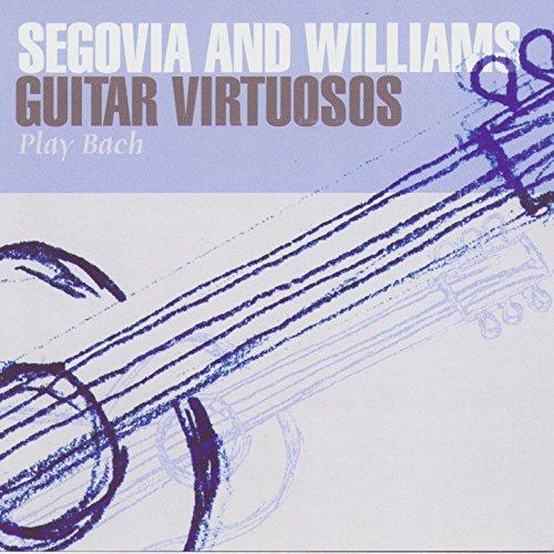 Segovia And Williams: Guitar V...