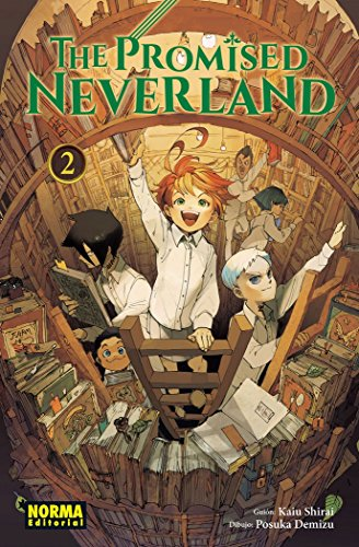The promised Neverland 2 por Posuka Demizu Kaiu Shirai