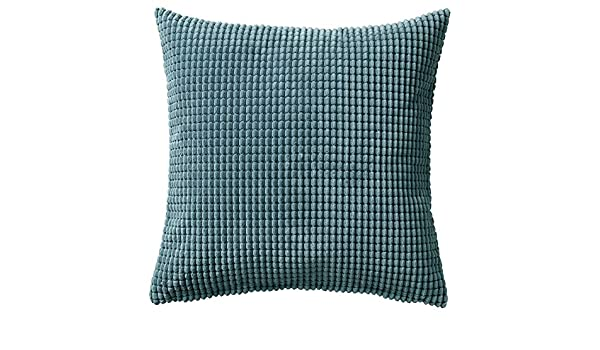 Ikea Throw Pillow Cover Gullklocka Gray