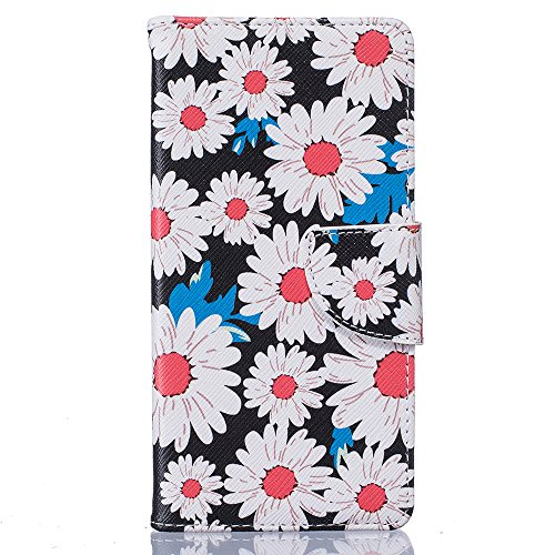 iPhone 6S Case,iPhone 6 Cover - Linvei® iPhone 6/6S 4.7 Inch Design Magnetic Closure Style PU Leather Wallet [Stand Feature] Flip Folio Protective Case with Lanyard Strap Carrying Cover Color 2