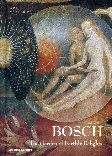 Preisvergleich Produktbild Bosch: The Garden of Earthly Delights: Art Mysteries
