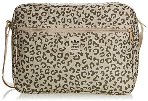 adidas Originals Tasche - Airliner Leopard - Multicolor/Stone Khaki