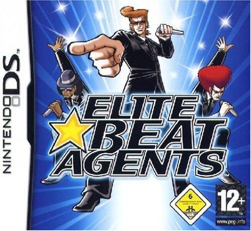 Elite Beat Agents