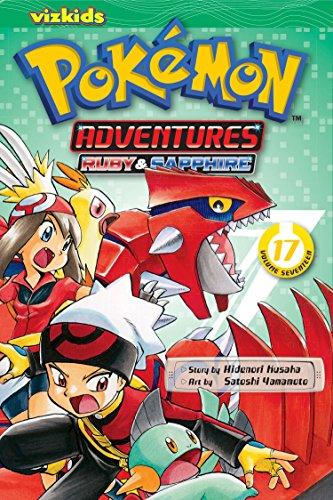 Pokemon adventures. Volume 17