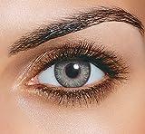 #3: Polo House USA Monthly Contact Lens (Grey Colour) ZERO POWER