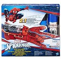 SPIDER-MAN B9764E270 Marvel Super Web Slinger (One Size)