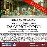 """Der Schlüssel zum Da-Vinci-Code . Die wahren Hintergründe von """"Sakrileg"""" (1 MP3 CD) - Sharan Newman"""