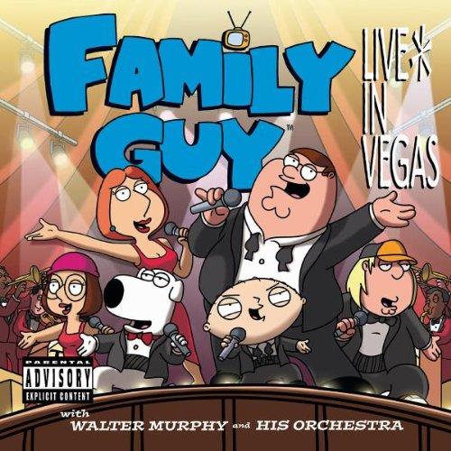 Preisvergleich Produktbild Family Guy Live in Vegas