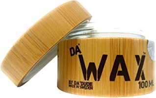 Da'Dude Da'Wax Extrem Stark Haar wachs Matt Finish - Bestes professionelles styling Haarwachs - langanhaltend in einer...