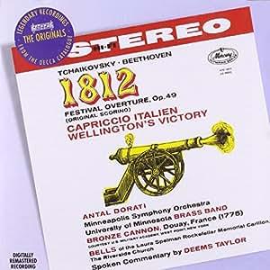 Tchaikovsky: 1812 Overture etc  (DECCA The Originals)
