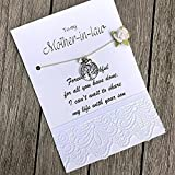 Mother of the groom gift, Mum necklace wedding - Best Reviews Guide