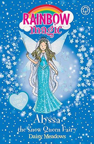 Alyssa the Snow Queen Fairy: Special (Rainbow Magic)
