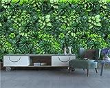 Mbwlkj Benutzerdefinierte 3D Tapete Moderne Dekoration Pflanze Wandbild Tapete 3D Tapete Für Wohnzimmer 3D Tapete-350cmx245cm