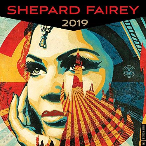 Shepard Fairey 2019 Calendar par Shepard Fairey