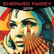 Shepard Fairey 2019 Calendar