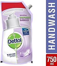 Dettol Liquid Handwash Sensitive Super Saver Pack- 750 ml