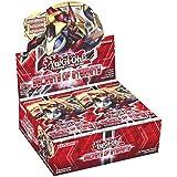 Yu-Gi-Oh! - Jeux de Cartes - Boosters Allemand - Boite De 24 Boosters - Secrets Of Eternity (les Secrets De L'éternité) En Allemand