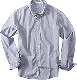 B.D. BAGGIES Herren Hemd B.D. Oberhemd, Größe: XL, Farbe: Blau