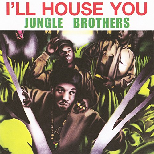 I'll House You/On The Run [VINYL]