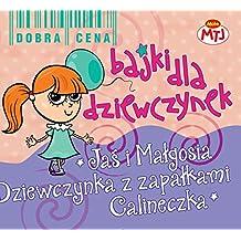 Bajki dla dziewczynek Jas i Malgosia Dziewczynka z zapalkami Calineczka 3CD