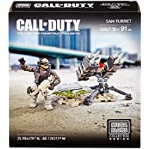 Call of Duty - Sam Turret (Mega Bloks 06867)