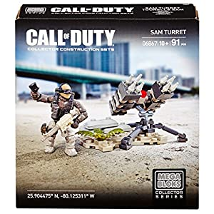 Call of Duty – Mega Bloks SAM Turret