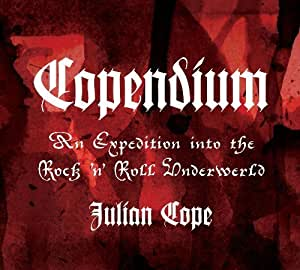 Copendium, Julian Cope : 31 Titres De Pop Avant-Garde
