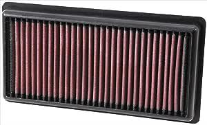 K N 33 3006 Motorluftfilter Hochleistung Prämie Abwaschbar Ersatzfilter Erhöhte Leistung 2012 2019 C Elysee C3 C1 Ii C4 Cactus Ds3 108 208 308 2008 Crossland Auto