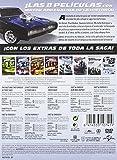 Fast & Furious Pack (FAST & FURIOUS (1-8) - DVD -, Spanien Import, siehe Details für Sprachen) Test