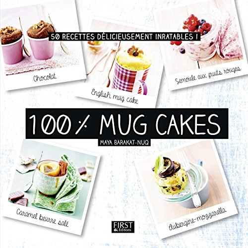 100% Mug cakes