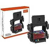PeakLead Soporte Almacenamiento Juego de la Torre para Nintendo Switch Games Storage Tower Stand para Switch Consola Dock Set
