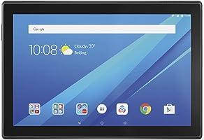 "Lenovo TAB4 10 - Tablet de 10.1"" IPS/HD (Procesador QualcommSnapdragon 425, RAM de 2 GB, memoria interna de 16GB,..."