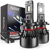 Ampoule H7 LED, OUSHI Canbus 70W 14000 Lumen Par Paire Ampoules H7 LED Phares Pour Voiture Extrêmement Lumineux 6000K Blanc X
