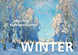 Postkartenbuch Winter - Anaconda