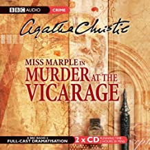 Murder At The Vicarage: BBC Radio 4 Full Cast Dramatisation (BBC Radio Collection) by Agatha Christie (2003-05-05)