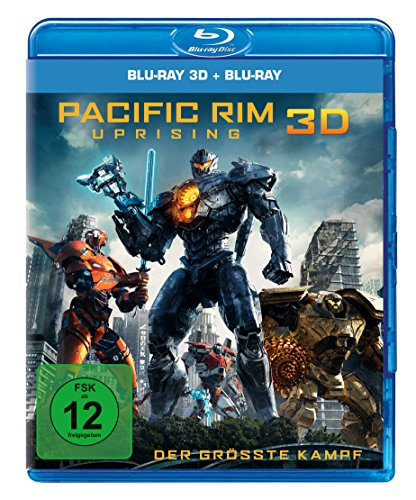 Pacific Rim - Uprising (+ Blu-ray 2D)