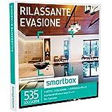 SMARTBOX - Cofanetto Regalo - RILASSANTE EVASIONE - Incantevoli dimore, Hotel 3* e 4*