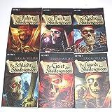 Mondwelten-Saga (Shadowmoon) 1-6 komplett (Die Fahrt der Shadowmoon - Der Fluch ... - Die Rache ... - Die Schlacht ... - Der Geist ... - Die Legende ...)