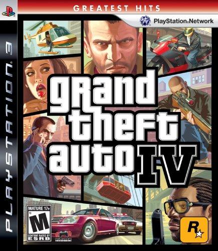 Grand Theft Auto IV Gta Iv Spiel