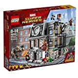 LEGO - 76108 - Marvel Super Heroes - Jeu de Construction -...