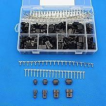 raogoodcx 560pcs 2,5mm de paso 2345pines JST SM Plug Vivienda macho y hembra y macho/hembra pines crimp terminales conector Kit